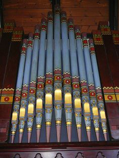Organ Pipes by puritani35, via Flickr