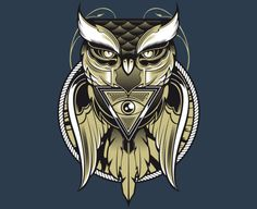 owl tattoo 3th eye - Google zoeken