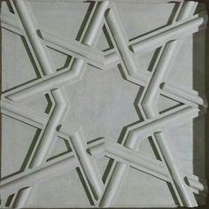 النجمة الإسلامية.. جبس