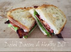 Who doesn't love bacon? That salty meaty goodness that melts in your mouth and goes with just about anything! Especially if you buy locally . Healthy Eating Recipes, Healthy Meals, Cheesy Chicken, Wrap Sandwiches, Bacon, Clean Eating, Favorite Recipes, Yummy Food, 21dayfix Recipes