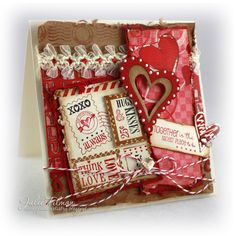 I heart this card by Julee Tilman