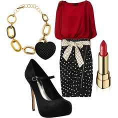my vday outfit