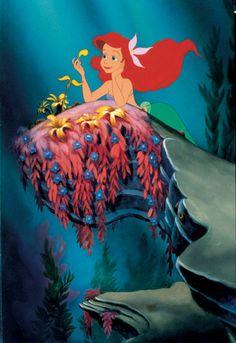 Ariel - La sirenetta   #ariel #lasirenetta #disneyprincess #principesse #roccogiocattoli