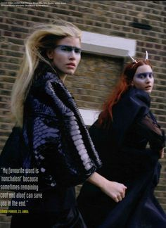 i-D Magazine Pre-Spring 2013 - Google Search Corpse Bride Costume, Halloween Fashion, Fashion Photo, Game Of Thrones Characters, Witches, Blog, Fictional Characters, Magazine, Google Search