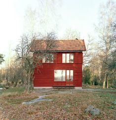 general architecture: summer house in arboga #architettura #design #legno