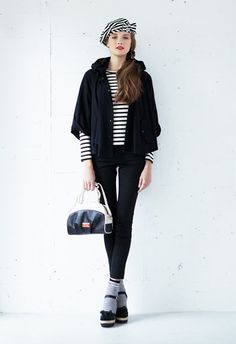 Style Look from To B. by Agnes B.