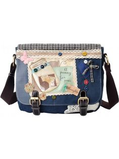Penny For Your Thoughts Satchel Bag