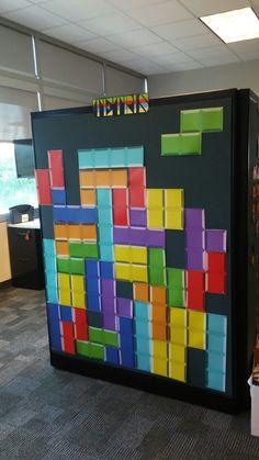 Tetris Cubicle