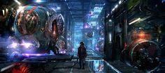 Des concept-arts majestueux pour Guardians of the Galaxy
