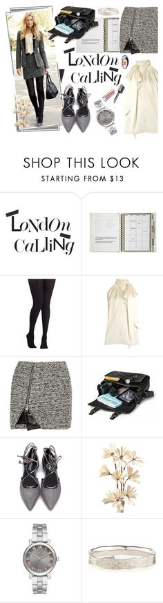 """London calling"" by sasane ❤ liked on Polyvore featuring Damaris, Garden Trading, Yves Saint Laurent, Bouchra Jarrar, MICHAEL Michael Kors and Michael Aram"