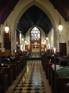 Grace Episcopal Church Plainfield, NJ Easter 2014