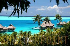 Tahiti... ultimate honeymoon destination