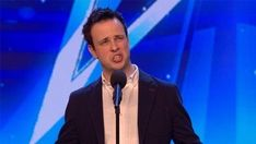 Britains Got Talent.From supermarket to West Side Story: Meet singing SENSATION Ronan Busfie. When I heard Ronan Sing Maria from West Side Story I had tears in my eyes♥ Britain's Got Talent, Ethiopian Music, Singing Competitions, West Side Story, Music Clips, Good People, Amazing People, Music Videos, Musicals
