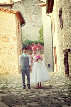 Tuscany Wedding by Aubrey Joy Photography  Read more - http://www.stylemepretty.com/destination-weddings/2011/10/07/tuscany-wedding-by-aubrey-joy-photography/