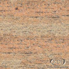 Raw Silk Granite  (Kitchen-Design-Ideas.org)