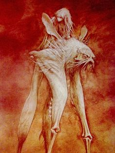 """Brian Froud for """"The Dark Crystal"""""""