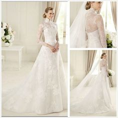 70 Breathtaking Wedding Dresses to Look like a real princess   Pouted Online Magazine – Latest Design Trends, Creative Decorating Ideas, Stylish Interior Designs & Gift Ideas