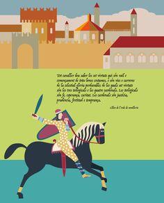Calendari Blanquerna 2016. Any Ramon Llull. Facultat de Psicologia i Ciències de l'Educació i de l'Esport Blanquerna. #calendar #design #university #Blanquerna