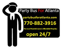 Party Bus For Atlanta offers the best quality services. For cheap party bus Atlanta rates with quality service, give us a call today! Rent Party, Party Bus Rental, Transportation Party, Get Up And Walk, Party Places, Birthdays, How Are You Feeling, Tours, Atlanta Georgia