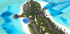 Saudi King Books Maldives Resort, Negotiates To Buy An Entire Atoll. Maldives Tourism, Maldives Resort, King Book, Island, Holiday, Vacations, Holidays, Islands, Vacation