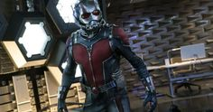 'Ant-Man' TV Spot: A New Marvel Hero Saves the World! -- The Marvel Universe is about to get a lot bigger with it's most diminutive hero yet in the summer adventure 'Ant-Man'. -- http://movieweb.com/ant-man-movie-tv-spot/