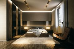 Private Villa – Nigeria  |  Indoor Lighting