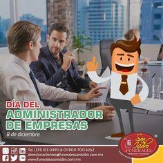 Hoy es Día del Administrador de Empresas, enhorabuena para los profesionales de la administración.