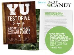 Try out a plant-based diet with this interactive meal plan guide full of step-by-step photos, recipes, tips and more. Plant Based Nutrition, Plant Based Diet, Plant Based Recipes, Detox Recipes, Detox Meals, Detox Foods, Plant Based Meal Planning, Plant Diet, Detox Week