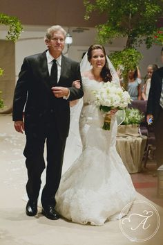 weddings » annie agarwal photography  Bride and dad. Burlap aisle runner
