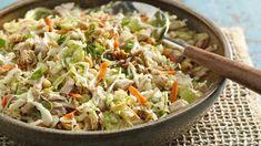 Crunchy Oriental Chicken Salad recipe