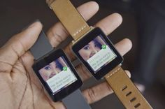 Video: The New Android Wear LG G Watch