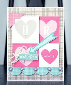 "Shellye McDaniel ""UR Spunky"" Card | Bella Blvd"