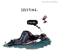 And this is how I feel sometimes.... #welcometonightvale