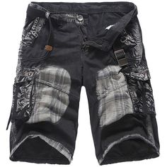 68d4d7d557 Cheap bermuda trousers, Buy Quality cargo shorts directly from China shorts  summer men Suppliers: John's Bakery 2017 New Male Board Shorts Summer Men's  ...