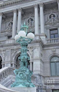 Title:  Library Of Congress   Artist:  Kim Hojnacki  Medium:  Photograph - Photography