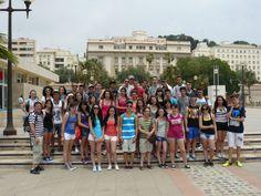 Cartagena, Viaje fin de curso, 2013