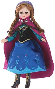 Fashion Doll: Madame Alexander 69610 Frozen Anna MAPP Pricing Applies Doll ** Details can be found by clicking on the image.