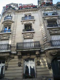 17 rue Beautreillis, Jim Morrison's last home in Paris, 3rd floor apartment is where he died on July 3, 1971, 4eme