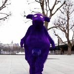 Purple Cow, Cows, Festivals, Drinking, Centre, The Outsiders, Comedy, London, Fun