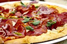 Munch Ado - Powering Up Restaurants Online Pizza Restaurant, Restaurant Branding, Food And Thought, Hawaiian Pizza, Family Meals, Restaurants, Menu, Healthy Recipes, Dessert
