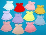 baby dress die cuts  from Special Occasions by Lorna