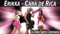 Erikka - Cara de Rica Cia. Daniel Saboya (Coreogra