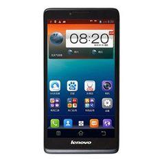 Lenovo A889 6.0 Inch Quad Core Smartphone MT6582 1GB 8GB Android 4.2 8.0MP - Black