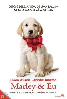 Um filme de David Frankel com Owen Wilson, Jennifer Aniston, Eric Dane, Haley Bennett. John (Owen Wilson) e Jennifer Grogan (Jennifer Aniston) casaram-se recentemente e decidiram começar nova vida em West Palm Beach, na Flórida. Lá, eles...