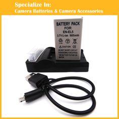 $11.90 (Buy here: https://alitems.com/g/1e8d114494ebda23ff8b16525dc3e8/?i=5&ulp=https%3A%2F%2Fwww.aliexpress.com%2Fitem%2FEN-EL5-EL5-ENEL5-Rechargerable-battery-charger-set-For-Nikon-Camera-Coolpix-P80-P90-P100-P500%2F32692656154.html ) EN-EL5 EL5 ENEL5 Rechargerable battery charger set For Nikon Camera Coolpix P80 P90 P100 P500 P510 P520 for just $11.90