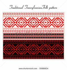 Find Romanian Folk Pattern stock images in HD and millions of other royalty-free stock photos, illustrations and vectors in the Shutterstock collection. Folk Embroidery, Embroidery Patterns, Machine Embroidery, Knitting Patterns, Floral Embroidery, Bordado Popular, Antique Quilts, Tapestry Crochet, Loom Beading