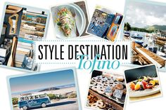 Style destination: Tofino—How to spend three days in Tofino, British Columbia. Outdoor Picnic Tables, Adventure Center, Breakfast Wraps, Vintage Dishware, Vacation Destinations, Vacations, Vancouver Canucks, Say Hi, Hot Springs