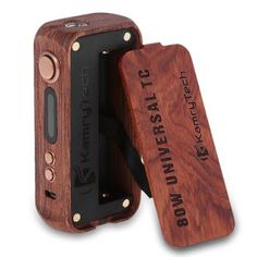 Box en bois Kamry 80W : 25,24€ FDP Inclus https://powervapers.blogspot.fr/2016/08/box-en-bois-kamry-80w-2524-fdp-inclus.html
