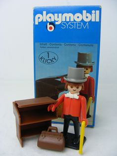 PLAYMOBIL 3346 OESTE WESTERN BANQUERO (AÑO 1976) http://www.playmundo.es/playmobil-3346--oeste-western-banquero-ano-1976-2366-p.asp