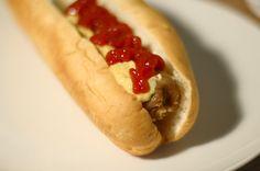 How to Make Vegan Hot Dogs.......sooo good.